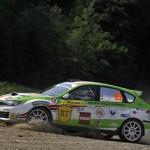 RALIU/ NRA în continuare pe prima poziție în clasamentul pe echipe din ERC Production Cup