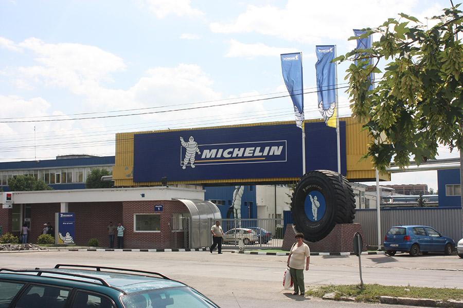 Michelin a amenajat în centrul Zalăului un 'Orăşel al siguranţei rutiere'