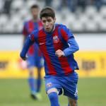 Mihai Răduț a marcat două goluri pentru Steaua,   în victoria cu 4-0,   în fața maramureșenilor de la Avântul Bârsana