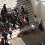 Dorel Tukacs s-a căsătorit vineri la Satu Mare