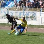 """""""Galben albaștri"""" își doresc o comportare cât mai bună în meciul de la Reșița"""