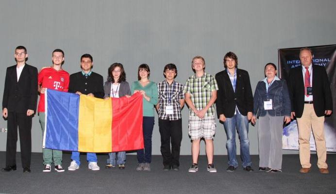 Doi băimăreni au obținut medalii de aur la Olimpiada Internațională de Astronomie