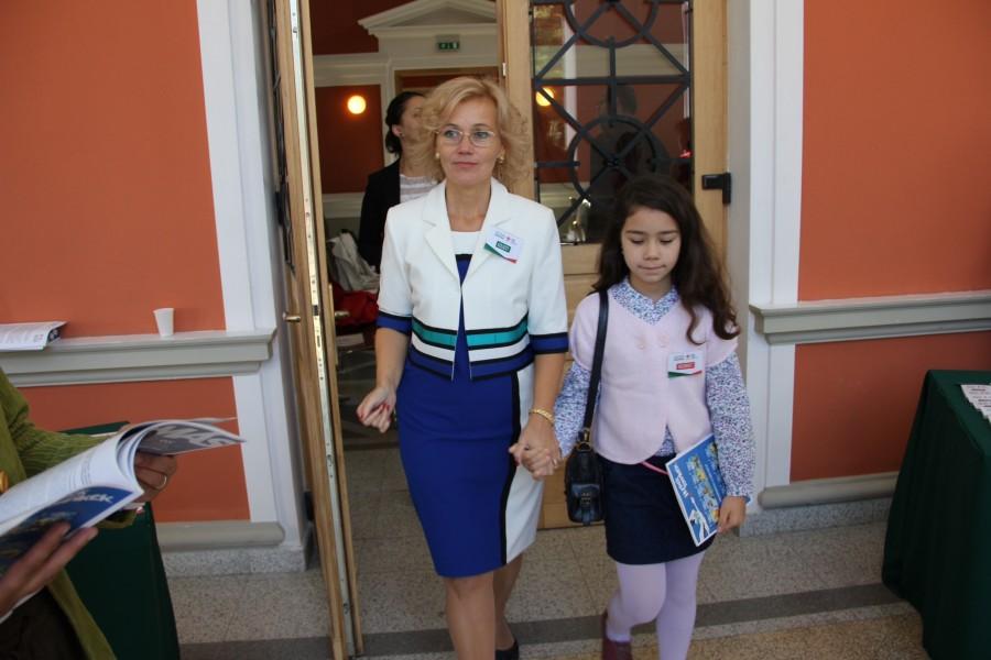 Biró Rozália, senator UDMR, se află de 14 ani pe scena politică/Foto: Dan Bodea