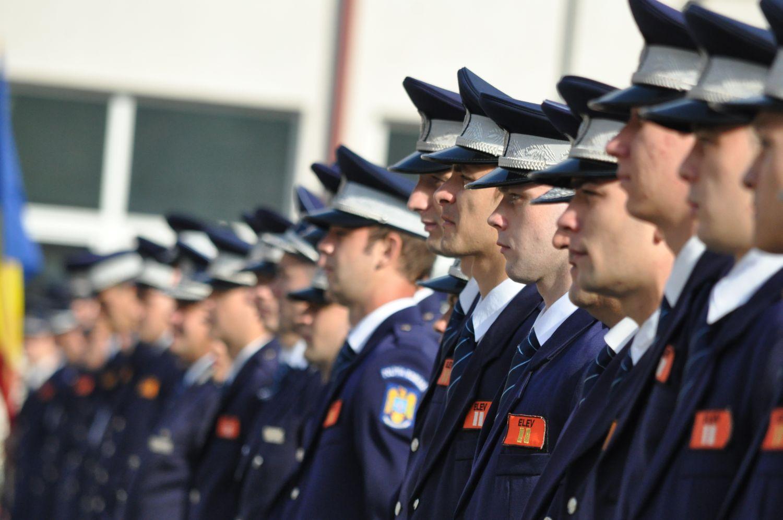 12 viitori agenţi de poliţie,   admişi din Sălaj (Foto clujazi.ro)