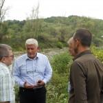 Oficialităţile caută soluţii pentru locuitorii din Bârsana