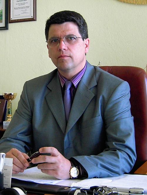 Radu Căpîlnaşiu,   primarul municipiului Zalău