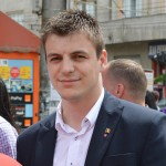 Raul Băbţan este singurul candidat la şefia TSD Satu Mare / Sursa foto: facebook.com