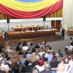 La ședință au participat secretarii primăriilor din județul Satu Mare