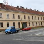 Imobilul în care își desfășoară activitatea extensia de la Satu Mare a Universităţii Babeş Bolyai din Cluj Napoca