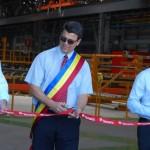 Precedenta investiţie a fost inaugurată în iunie 2012