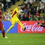 Majoritatea turcilor din România sunt de părere că la Bucureşti echipa lor naţională va arăta mult mai bine faţă de partida de la Istanbul