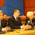 Premierul i-a răspuns liderului PDL Cluj,   care îi ceruse demisia din guvern după amânarea aderării României la spațiul Schengen.