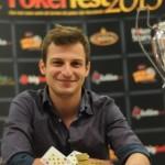 Vlad Darie speră ca într-o zi pokerul să fie sport olimpic. foto:poker1.ro