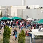 Peste 2.000 pe persoane au vizitat fabrica ContiTech din Carei