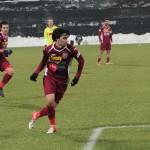 Rui Pedro ar putea fi arma secretă a CFR-ului în meciul de la Piatra Neamț / Foto Dan Bodea