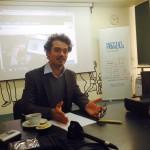 Începând cu 1 septembrie 2013 Benoit Bavouset este directorul regional al Institutului Francez din Cluj-Napoca/Foto: Cristina Beligăr