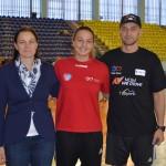Carmen,   Eliza și Costică Buceschi,   una dintre cele mai frumoase familii din sportul românesc / Foto Tania Purcaru