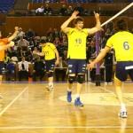 CS Volei Municipal Zalău a pierdut meciul de debut în actuala ediţie a cupelor europene / Foto Dan Bodea