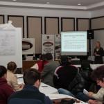 Participanţii la curs au învăţat cum să promoveze patrimoniul din mediul rural (FOTO CCAJS)