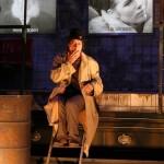 """""""Omul cu chitara"""" îl are în distribuţie pe Marius Bodochi alături de Răzvan Corneci,   Flavia Giurgiu/Foto: Teatrul Municipal Turda"""