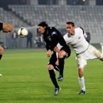 """Octavian Abrudan a marcat primul său gol pentru """"U"""" Cluj în Liga I / Foto: Dan Bodea"""