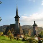 Biserica de lemn din Budeşti / Sursa foto: jurnalspiritual.ro