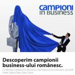 Campionii în business ai Transilvaniei şi Banatului,   recunoscuţi la Cluj-Napoca