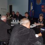 Şedinţa comitetului consultativ de dialog civic pentru problemele persoanelor vârstnice