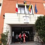 Singura școală privată susținută de Papă