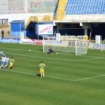 FOTO/ Liderul câștigă și când joacă slab. Gloria Bistrița 2-0 CS Mioveni
