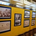 Expoziția în cadrul căreia albumul a fost prezentat a oferit vizitatorilor ocazia de a observa atmosfera Clujului interbelic (FOTO: Radu Hângănuț)
