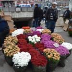 456 de locuri aprobate pentru comercializarea florilor şi lumânărilor cu ocazia zilei de 1 noiembrie