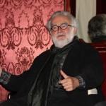 Ediţia din acest an a Întâlnirilor Internaţionale de la Cluj îi este dedicată activităţii şi personalității criticului francez de teatru,   de origine română,   George Banu/Foto: Dan Bodea