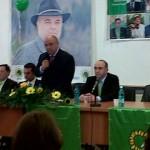 """""""Verzii"""" au deschis listele pentru europarlamentare"""