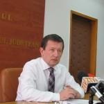 Tiberiu Marc este preşedintele Consiliului Judeţean Sălaj