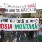 Senatorii au respins proiectul Roşia Montană
