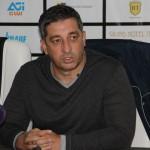 """Antrenorul Gică Barbu a stabilit strategia prin care """"U"""" Cluj se poate salva de la retrogradare / Foto Dan Bodea"""