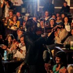 Numele lui Edvin Marton  se leagă  peste 5 milioane de albume vândute în toată lumea,   dar și de o listă de colaborări inedite pe plan muzical printre care se numără și cele cu Zucchero,   Lou Bega sau Gloria Gaynor/Foto: Dan Bodea