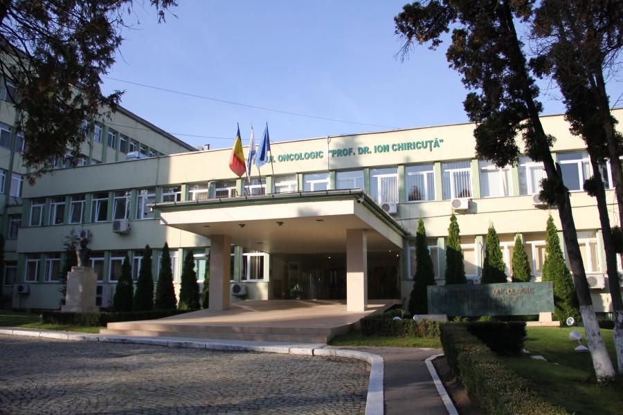 """Institutul Oncologic """"Ioan Chiricuță"""""""