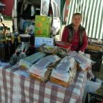 Mariana Rus își prepară produsele după reţete tradiţionale în gospodăria din Turţ
