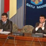 Mircea Govor și Adrian Ștef