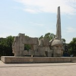 Monumentul Ostașului Român din Carei