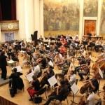 Repetiţia generală va fi deschisă publicului larg,   începând de la ora 10,   la Colegiul Academic,   la preţul de zece lei/Foto: tmc.filacluj.ro