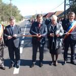 Oficialii au tăiat vineri panglica de inaugurare