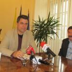 Primarul Radu Căpîlnaşiu a susţinut azi o conferinţă de presă
