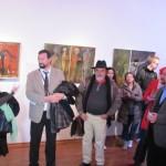 Artişti din Ungaria,   prezenţi la deschiderea evenimentului