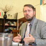 Deputatul UDMR Szabo Odon / Sursa foto: bihorel.ro