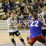 """""""U"""" Jolidon va avea un adversar dificil în turul trei al Cupei EHF / Foto: Dan Bodea"""