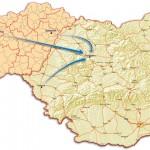 Budapesta,   Debrecen şi Timişoara ameninţă Clujul şi Regiunea Nord-Vest