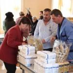 Aliemntele vor fi distribuite,   la Zalău,   într-un punct termic din Brădet